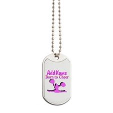 TOP CHEERLEADER Dog Tags