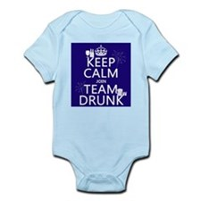 Keep Calm and Join Team Drunk Body Suit