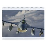 F16 Calendar Wall Calendar