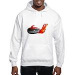 Flaming Rock Hooded Sweatshirt