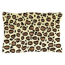 Leopard pattern Pillow Case