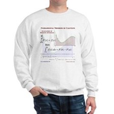 Fundamental Theorem of Calculus Sweatshirt