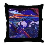 Tide Pool Throw Pillow