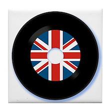 45 RPM Tile Coaster