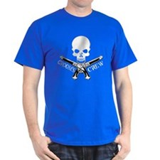 Pirate Groom's Crew T-Shirt