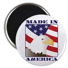 Made In America Magnet