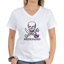Pirate Bridesmaid Shirt