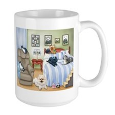 The Schofield's Bedroom Mug