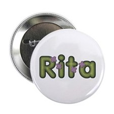 Rita Spring Green Button 10 Pack