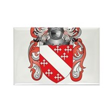 MacKeever Coat of Arms - Family Crest Rectangle Ma