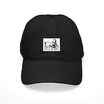 Pigeon Trio Black Cap
