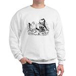 Pigeon Trio Sweatshirt