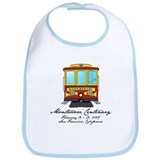 Cable Car Bib