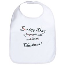 Boxing Day Bib