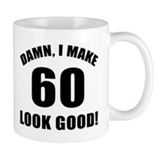 60th Birthday Humor Coffee Mug Coffee Mug