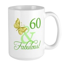 60th Birthday Humor Mug Mug