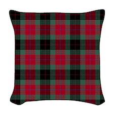 Tartan - Skene of Cromar Woven Throw Pillow