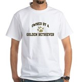 Golden Retriever: Owned Shirt