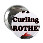#1 Curling Brother Button