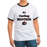 #1 Curling Brother Ringer T