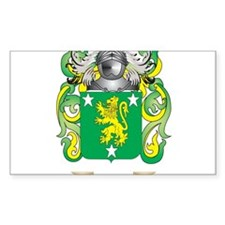 Malone Coat of Arms - Family Crest Decal