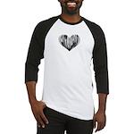 Contrabasson Heart Baseball Jersey