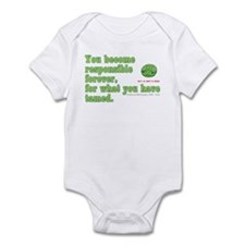 Pet Is Not a Rock - Quote Onesie