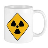 Radioactive Sign Mug