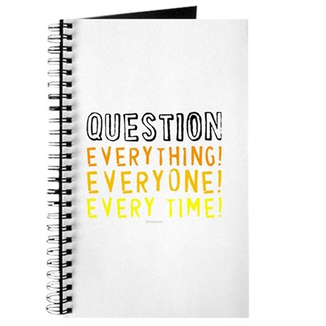 Question Everyone Journal