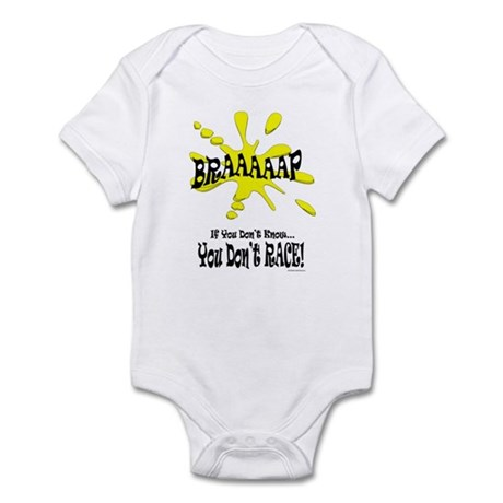 Braaaaap! Apparel Infant Bodysuit