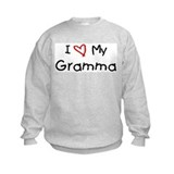 I Love My Gramma Sweatshirt