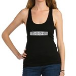 Hope Racerback Tank Top