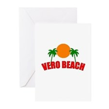 Vero Beach, Florida Greeting Cards (Pk of 10)