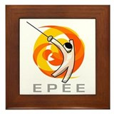 GO EPEE Framed Tile