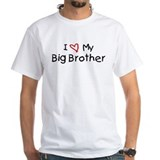 I Love My Big Brother Shirt