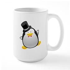 Penguin Groom Mug