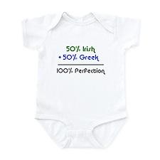 Irish & Greek Infant Bodysuit