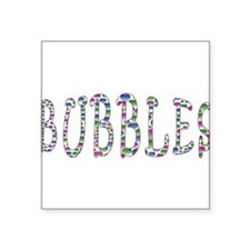 BUBBLES Sticker