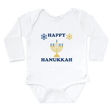 Happy Hanukkah Body Suit