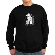 What Would Walter Benjamin Do? Sweatshirt