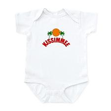 Kissimmee, Florida Infant Bodysuit