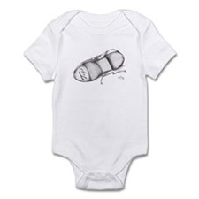 Pencil - Jazz Tap Shoe Infant Bodysuit