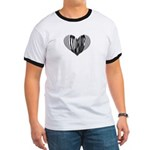 Xylophone Heart Ringer T