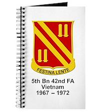 5th Bn, 42nd Field Artillery Journal