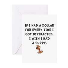 Distracted Greeting Cards (Pk of 10)