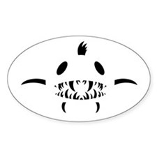 Fangs Decal