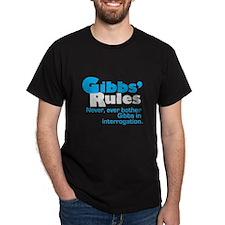 Gibbs Rules Never Bother Gibbs T-Shirt