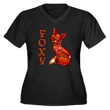 Foxy Goddess Proportioned T-Shirt