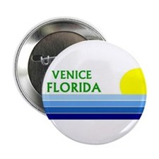"Venice, Florida 2.25"" Button (10 pack)"
