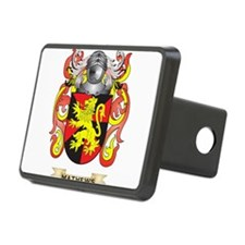 Mathews Coat of Arms - Family Crest Hitch Cover